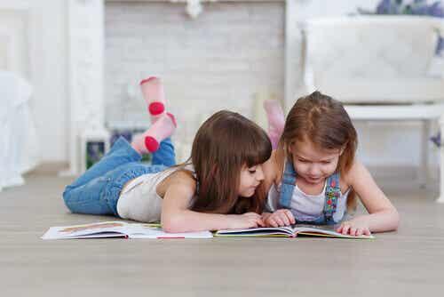 Hva er den beste alderen for å lære å lese?