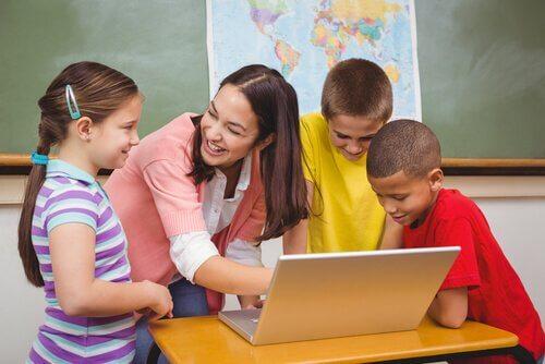 Forskjellige læringsstiler: Visuell læringsstil.