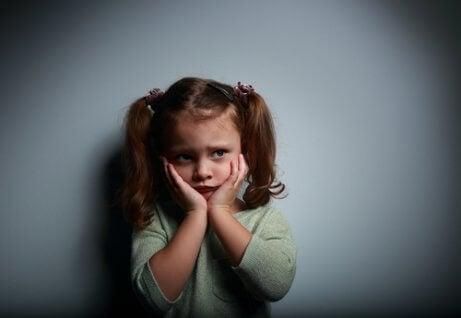Frykt for å mislykkes hos barn