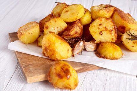 4 Oppskrifter med poteter