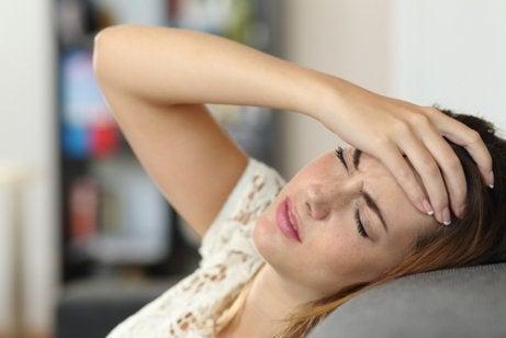Symptomer under første trimester av svangerskapet