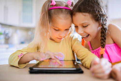 8 negative effekter teknologi har på barn