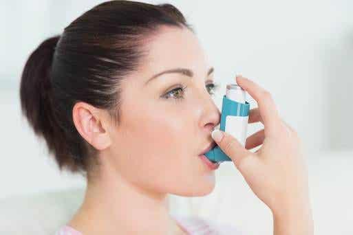 Kvinner med astma og graviditet