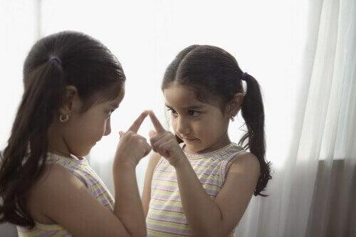 Det er viktig å hjelpe barn med å bli kjent med seg selv.