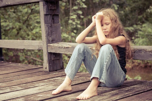 Demotivasjon hos barn er grunn til bekymring hos foreldrene.