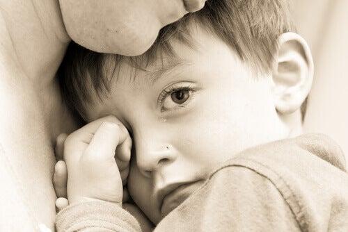 Alt du trenger å vite om frykt i barndommen