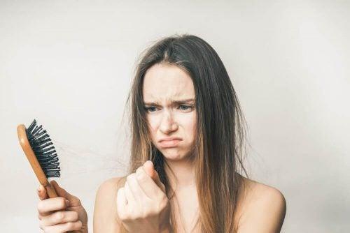 Hva gjør jeg ved hårtap under graviditeten?