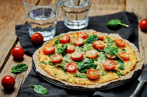 4 ideer for sunn hjemmelaget pizza
