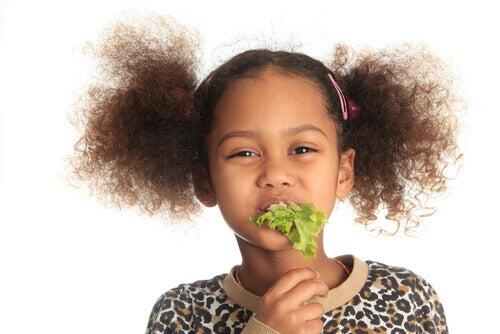 5 måter å gjøre grønnsaker mer attraktive for barn på