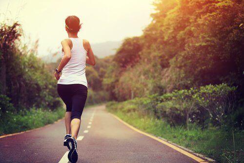 Løping og graviditet