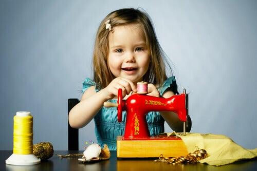 Fordelene med sykurs for barn