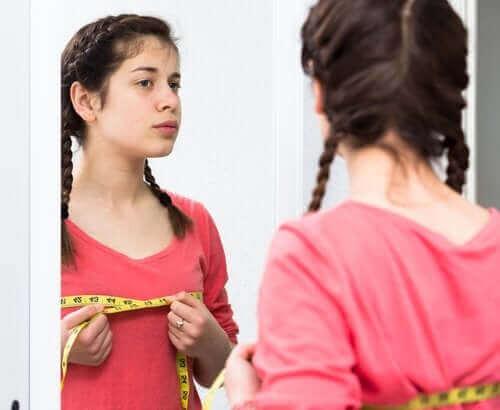 Hormonelle endringer i tenårene