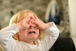 Ekspressiv språkforstyrrelse hos barn