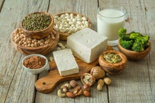 Er det trygt å følge et vegetarisk kosthold under en graviditet?