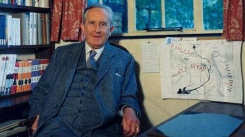 Fire opplysende setninger fra Tolkien