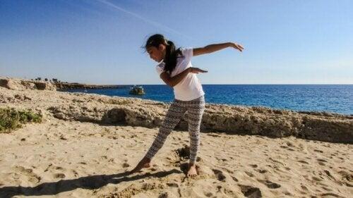 Fordelene med strandidrett for barn