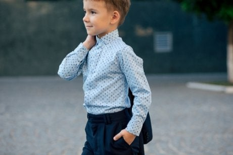 Hvordan kle guttene dine til et bryllup