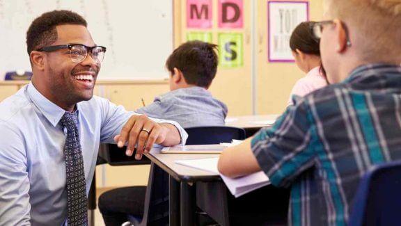 Lærerens empati fremmer barnas læring.