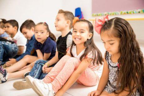Nøkler for å lære barn likhet og respekt