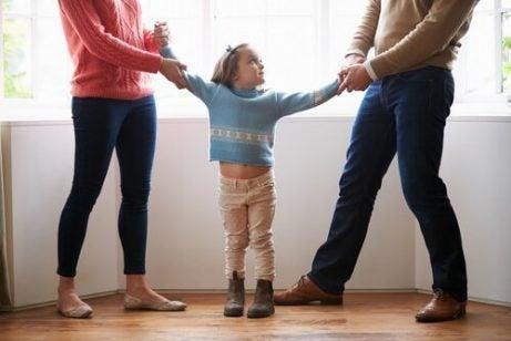 Manipulerende foreldre og deres unge ofre