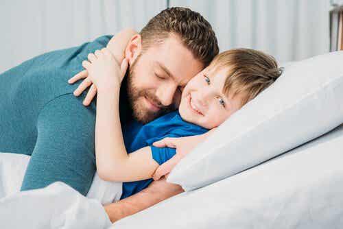 Hvordan respondere på barns gode atferd