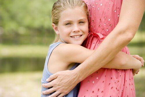 Det er viktig å respondere på barns gode atferd.