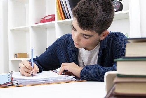 Mnemoteknikker for å øke læringen