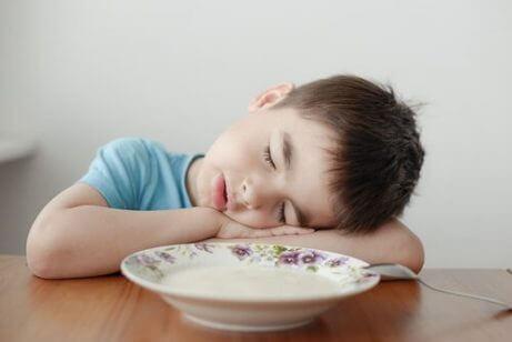 Narkolepsi hos barn