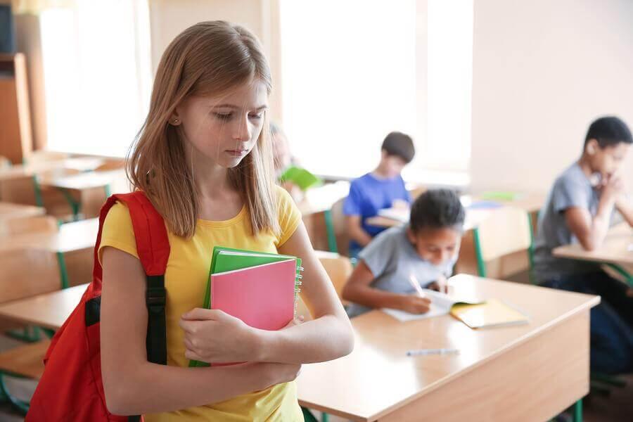 Hvordan påvirker det å bytte skole barn?