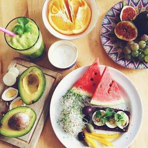 4 oppskrifter med høyt innhold av jod for tredje trimester