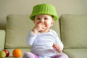 Skattekurven: En lek for babyer