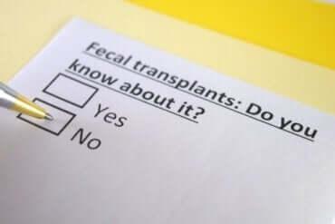 Hva er en fekal transplantasjon, og når anbefales det?