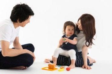 Hvilken stemme skal du bruke når du disiplinerer barna dine