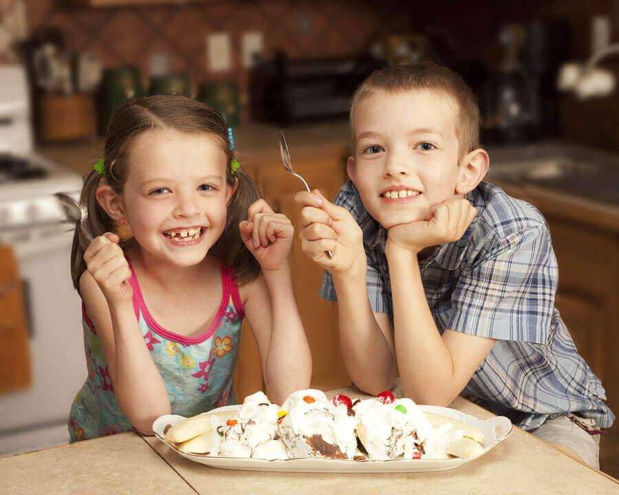 Oppskrifter for å lage hjemmelaget iskrem