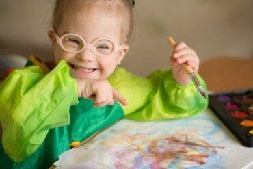 Viktigheten av kjærlighet hos barn med nedsatt funksjonsevne