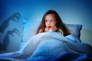 Kuriositeter om barns søvn