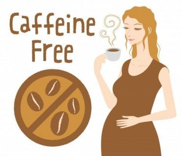 Effektene av koffein under graviditeten