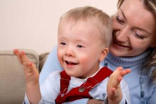 Betydningen av kjærlighet hos barn med nedsatt funksjonsevne