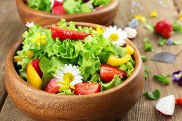 3 fantastiske salatideer for familien din