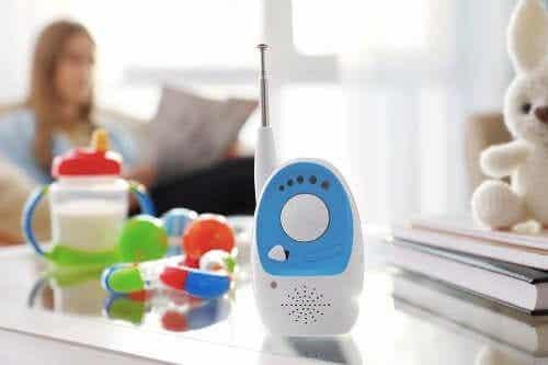 Å velge en babycall: Alt du trenger å vite