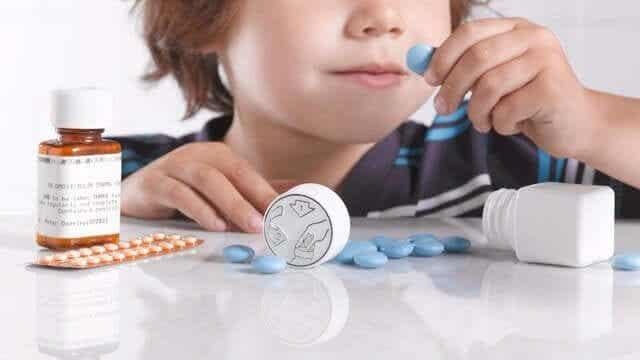 Hva gjør du om ditt barnet har inntatt medisin ved en feiltakelse?