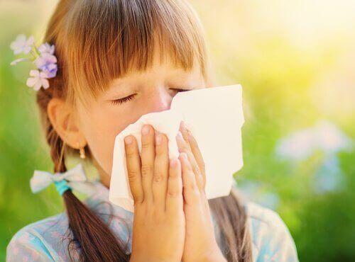 Allergitester for barn: Hva består de av?