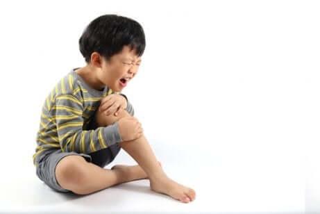5 Ortopediske problemer som er vanlig hos barn