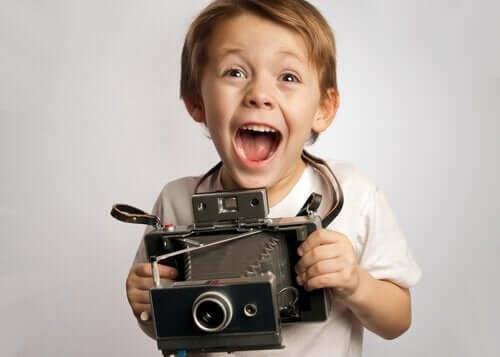 Fotokurs for barn: Utvikle barns ferdigheter