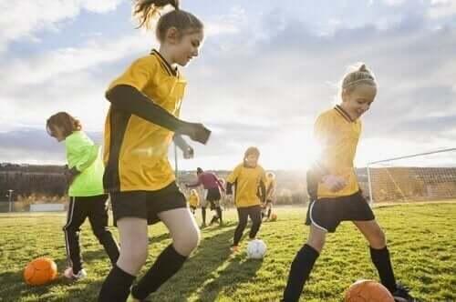 Idrettsskader: Hvorfor skader barnet mitt seg så ofte?