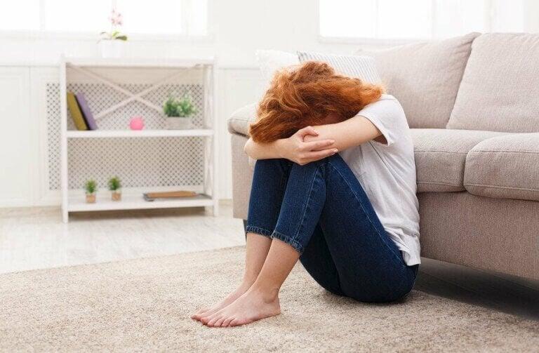 Sorgprosessen etter en spontanabort