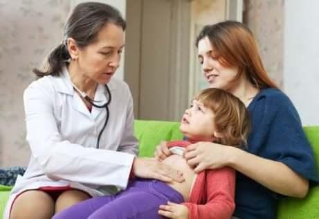 Hva gjør du hvis barnet ditt har inntatt medisin ved en feil