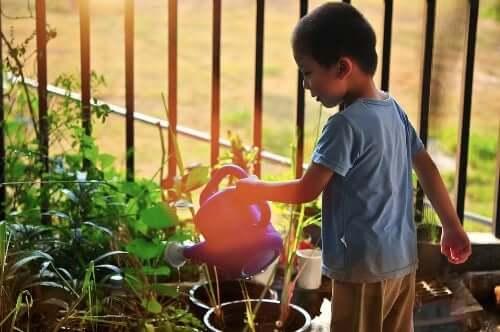 Miljøundervisning for barn: Morsomme aktiviteter