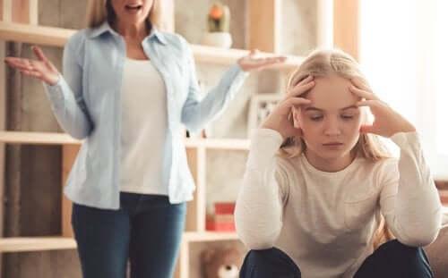 Bruk positive krav til å oppdra lykkelige barn