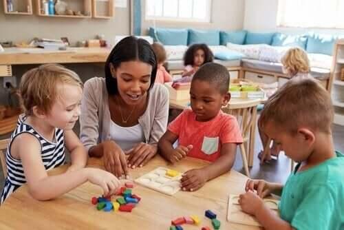 Samarbeid i klasserommet: Hvordan det oppnås